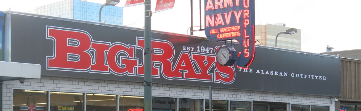a5693a735 Downtown Anchorage - Big Ray's