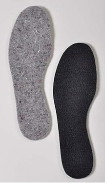 XtraTuf Men's Felt Insoles