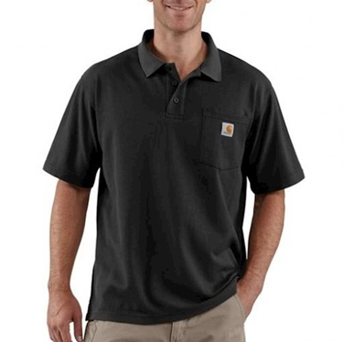 Carhartt Men's Contractor's Work Pocket Polo