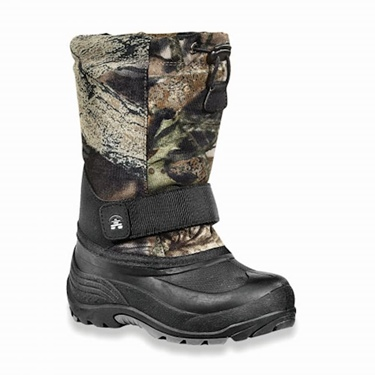 Kamik Kid's Rocket Camo Pac Boot