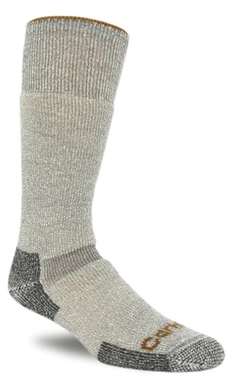 Carhartt Men's Arctic Wool Heavyweight Boot Sock