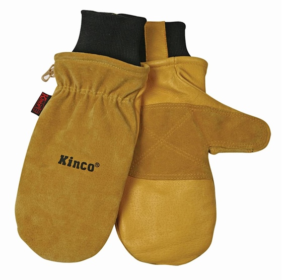 Kinco Cowhide Ski Mitts