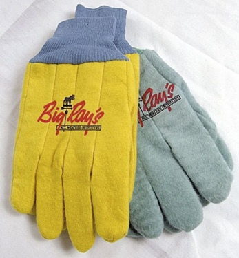 Big Ray's Men's Yellow Chore Glove