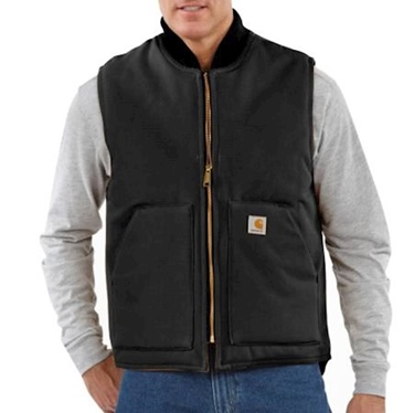 Carhartt Men's Arctic Duck Vest Big & Tall