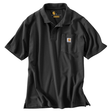 Carhartt Men's Contractor's Work Pocket Polo Big & Tall