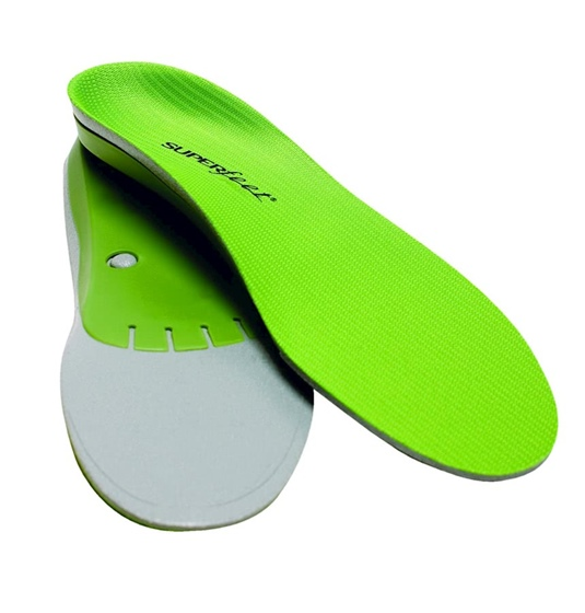 Superfeet Active Green Insoles