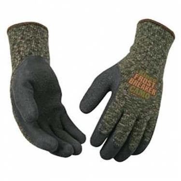 Frost Breaker Camo Grip Glove
