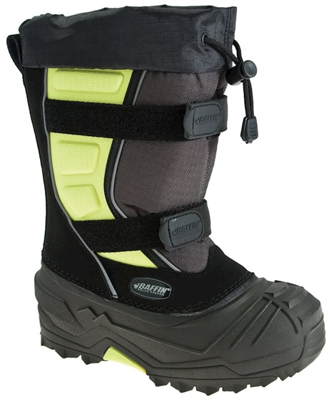 Baffin Kid's Youth Young Eiger Pac Boot