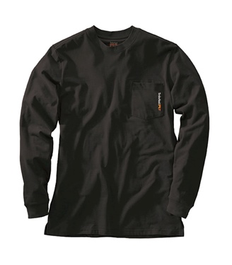 Timberland Pro Men's Base Plate Blended Long Sleeve T-Shirt