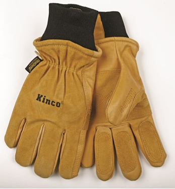 Kinco Insulated Pigskin Work/Ski Glove