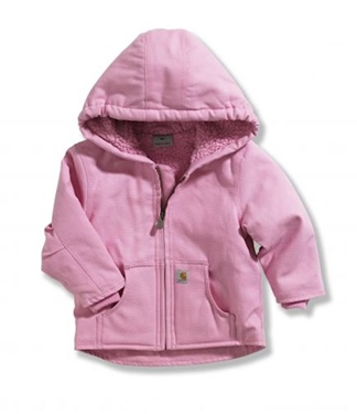 Carhartt Toddler Girl's Redwood Jacket