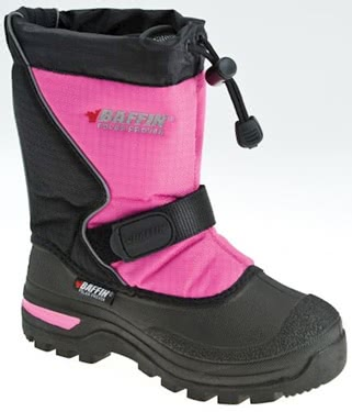 Baffin Youth Mustang Pac Boot