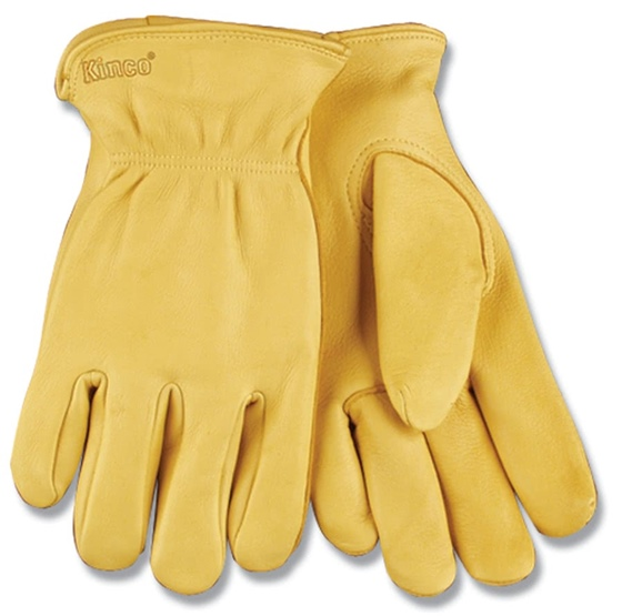 Kinco Men's Deerskin Driver Glove