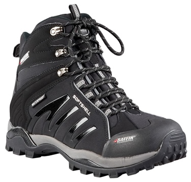 Baffin Men's Zone Soft Shell Winter Sport Boot