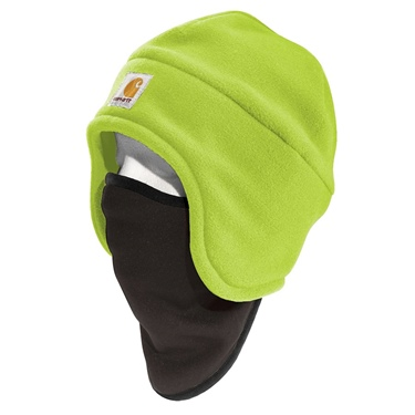 Color Enhanced 2N1 Fleece Hat
