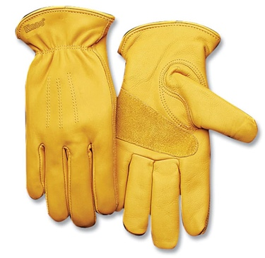 Lined Leather Cowhide Glove