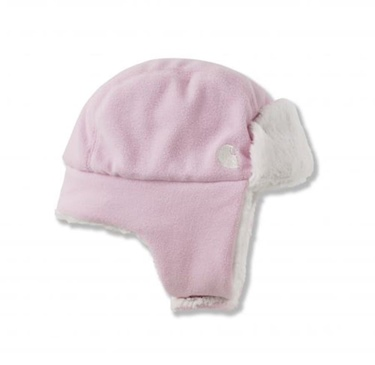 Carhartt Infant and Toddler Trapper Hat-Rose