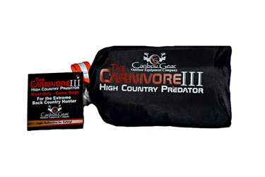 Caribou Gear The Carnivore III Game Bag Kit