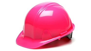 4-Point Ratchet Hard Hat Cap