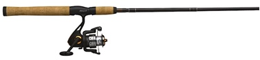 "Shakespeare Crusader 7'0"" Spin Combo Fishing Pole"