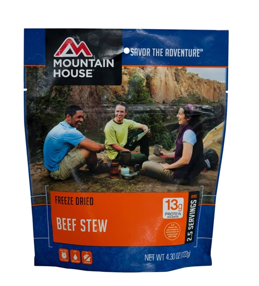 OFD Foods Hearty Stew W/Beef