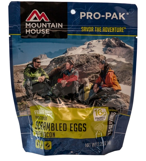 OFD Foods Pro Pack Scrambled Egg W/Bacon