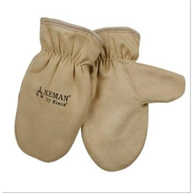 Child Axeman Lined Mitt