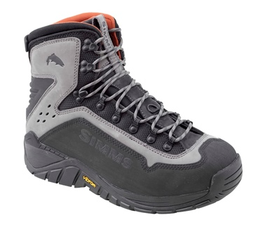 Simms G3 Guide Boot - Steel Grey