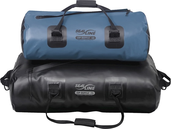 Sealline Zip Duffle 40/Black