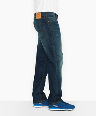 Levi's Men's 541 Athletic Fit Stretch Midnight Jeans