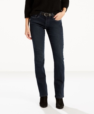 Levi's Women's 505 Immersion Straight Leg Jean