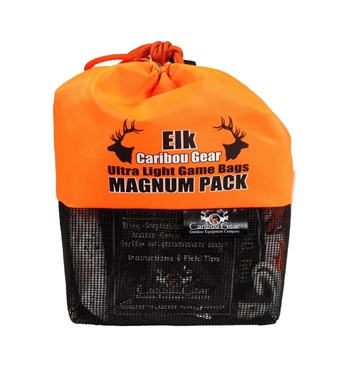 Caribou Gear Game Bag Packs Elk/Caribou