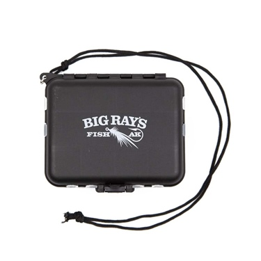 Big Ray's Black Composite Fly Box