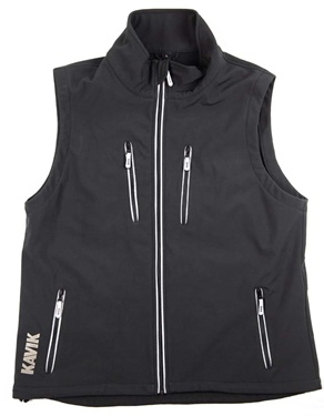Kavik Men's Elliot Softshell Vest-Extended Sizes