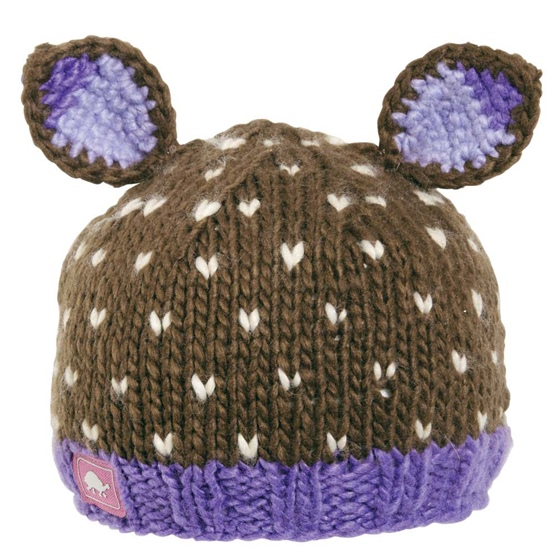 Turtle Fur Kid's Fawned of You Beanie
