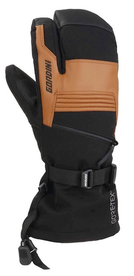 Gordini Men's Gore-Tex Storm Trooper Three-Finger Glove