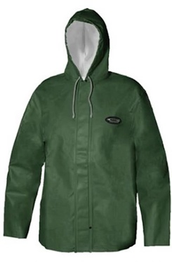 Grundens Men's Clipper 82 Hooded Rain Jacket Big Sizes