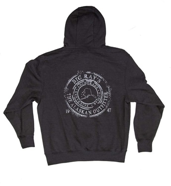 Big Ray's Coffee Ring Hoody