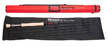 "Big Ray's ""Kuineq"" 9' 5Wt 4 Piece Fly Rod"