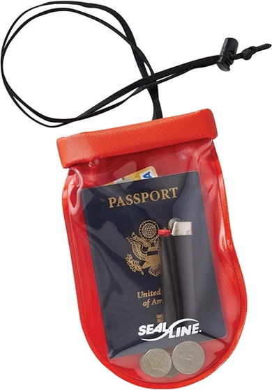 SealLine See Pouch - Red - Large