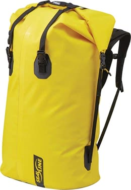 SealLine Boundary Dry Pack - 115L - Yellow