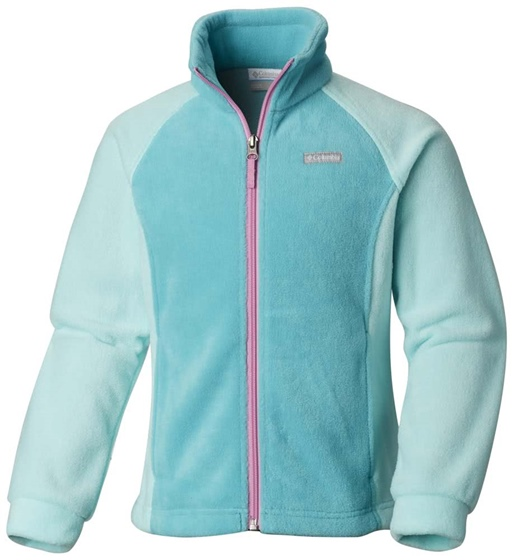 Columbia Toddler Girls's Benton Springs Fleece