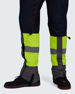 Utility Pro H-Vis Leg Gaiter W/Insect Guard