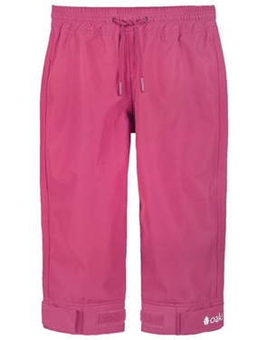 Oakiwear Kids Trail Rain Pants - Hot Pink