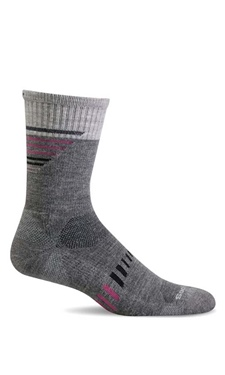 Sockwell Women's Ascend II Crew Med Compression Socks
