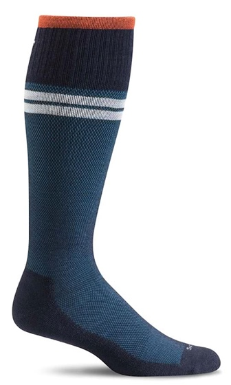 Sockwell Men's Sportster Ultra Lite Compression Socks