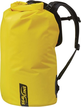 SealLine Boundary Dry Pack - 35L - Yellow