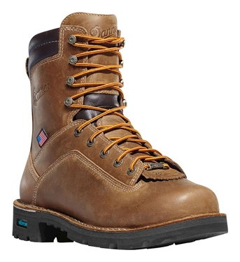"Danner Men's 8"" NMT 400gm Quarry USA"