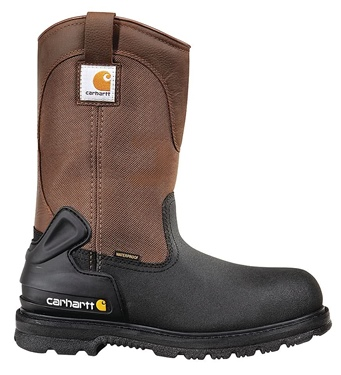 "Carhartt Men's 11"" Steel Toe Waterproof Insulated Wellington"