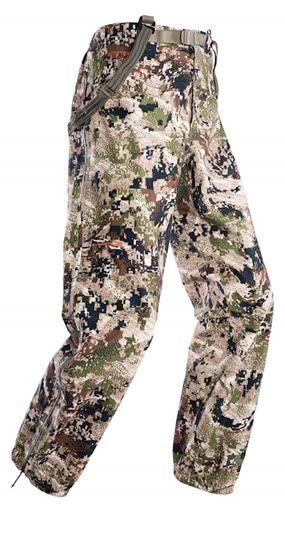 Sitka Gear Men's Cloudburst Pant 2019